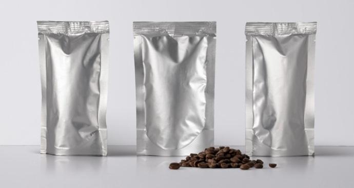 упаковка кофе из фольги