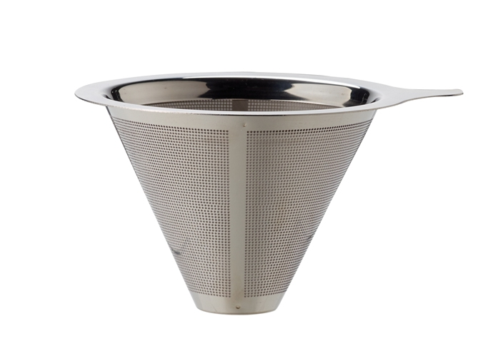 металлический фильтр для кофе