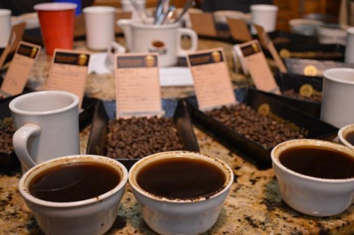 аукцион кофе