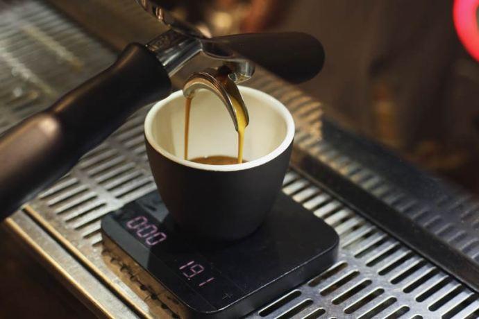 весы для кофе