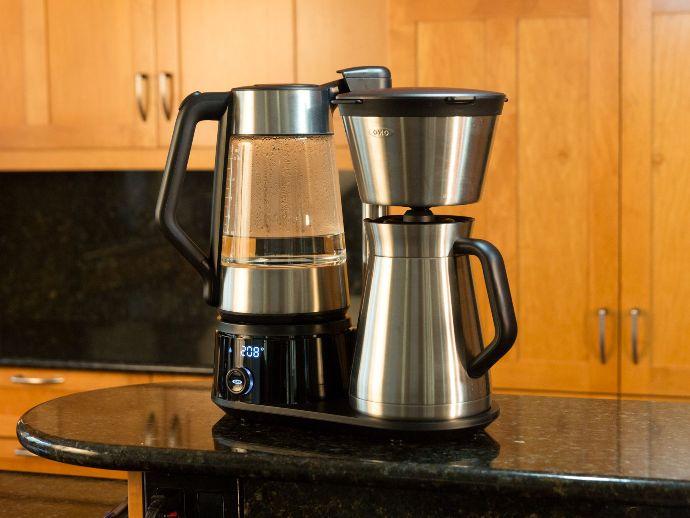 капельная кофеварка с термокружкой