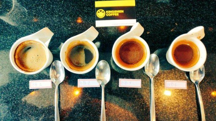 дегустация кофе дома