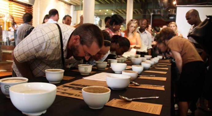профессиональные дегустаторы кофе
