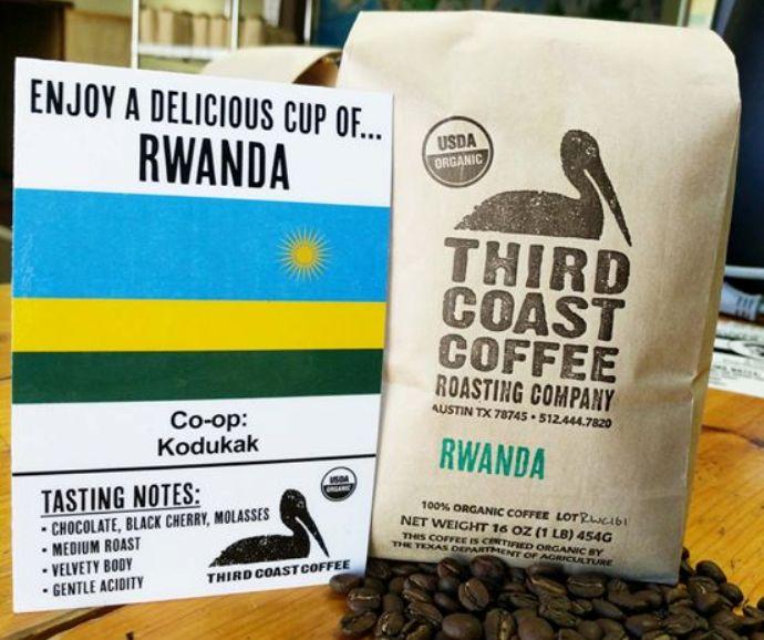 кофе Руанды