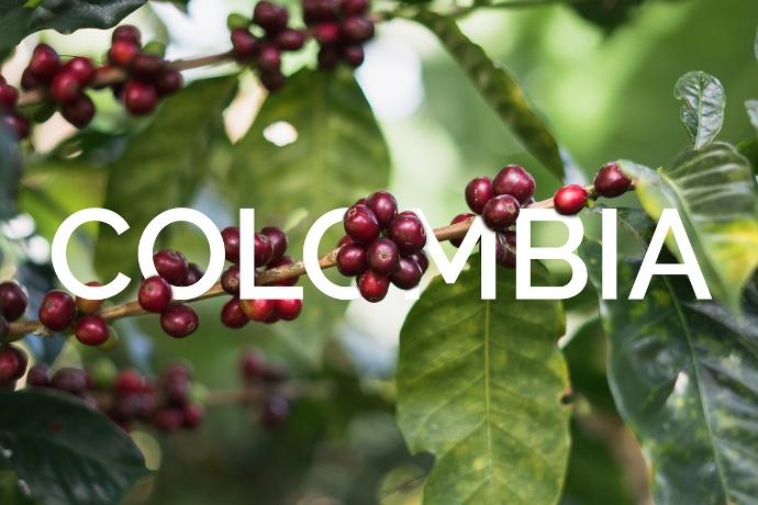 кофе в Колумбии