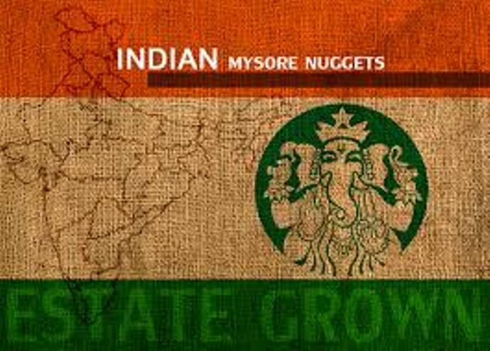 кофе из индии