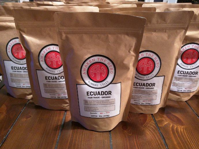 Эквадорский кофе